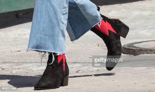 Gigi Hadid seen on June 28 2017 in New York City