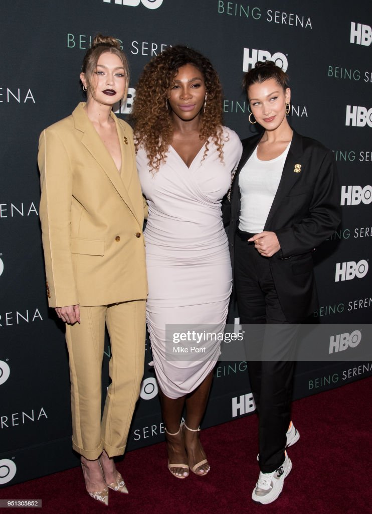 """Being Serena"" New York Premiere"