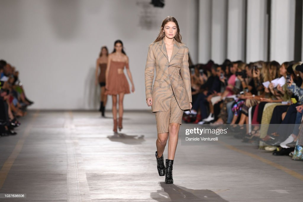 Roberto Cavalli - Runway - Milan Fashion Week Spring/Summer 2019