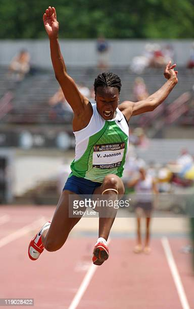 GiGi Johnson sailed 6.20m in the heptathlon long jump for 912 points in the USA Track & Field Championships at IUPUI's Michael A. Carroll Track &...