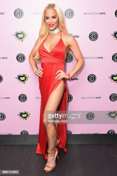 Gigi Loren Lazzarato attends the Beautycon Festival NYC 2017 After Party at the Hotel On Rivington on May 20 2017 in New York City