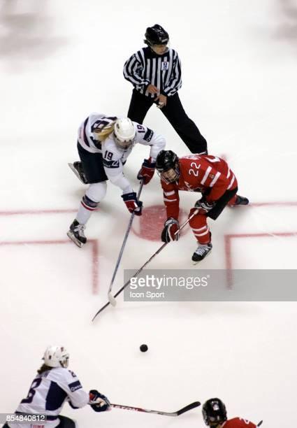 Gigi MARVIN / Kacey BELLAMY - - USA / Canada - Finale Canada Cup - Vancouver - Canada,