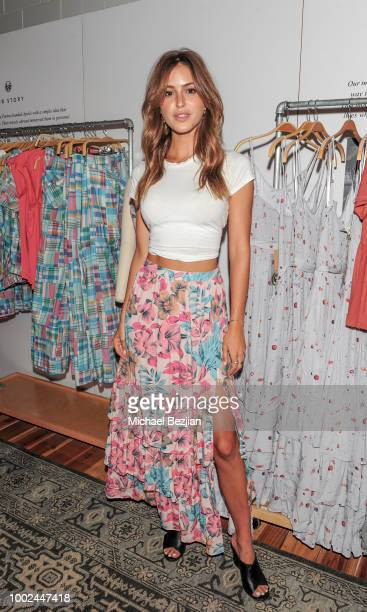 Gigi Paris attends Kindom Summer Soiree at Alchemy Works on July 19 2018 in Los Angeles California