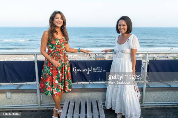 Gigi Stone Woods and Alina Cho attend The Hamptons International Film Festival Showtime Presentation of a Special Screening Of The Affair at Gurney's...