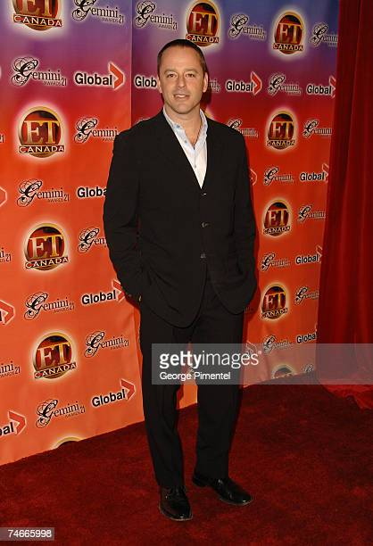 Gil Bellows at the River Rock Casino Resort in Vancouver Canada