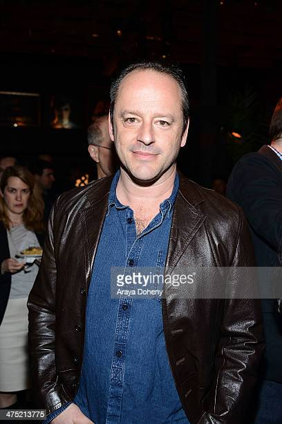 Gil Bellows attends AE's 'Bates Motel' and 'Those Who Kill' Premiere Party at Warwick on February 26 2014 in Hollywood California