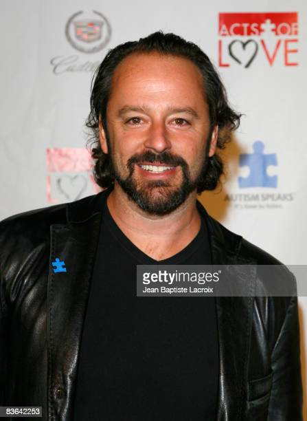 Gil Bellows attends the Autism Speaks Sixth Annual Acts of Love Celebration at The Geffen Playhouse on November 10 2008 in Westwood California