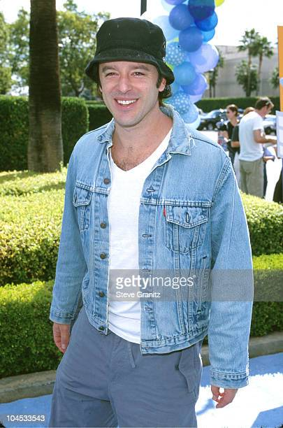 Gil Bellows during Blue's Big Musical Movie Premiere at Paramount Studios in Los Angeles California United States