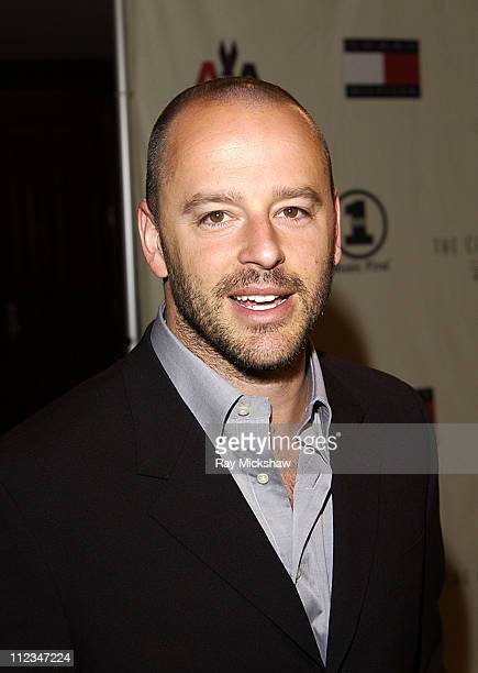 Gil Bellows during The 9th Annual Race to Erase MS Co-Chaired by Nancy Davis & Tommy Hilfiger - Fashion Show at The Century Plaza Hotel in Century...