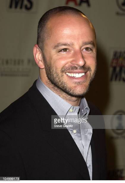 Gil Bellows during The 9th Annual Race To Erase MS Dinner at Century Plaza in Century City California United States