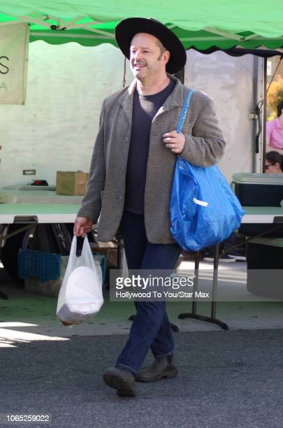 Gil Bellows is seen on November 25 2018 in Los Angeles CA