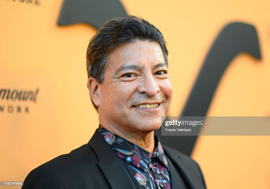 Gil Birmingham attends Paramount Network's