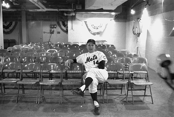 Gil Hodges of the 1969 New York Mets.