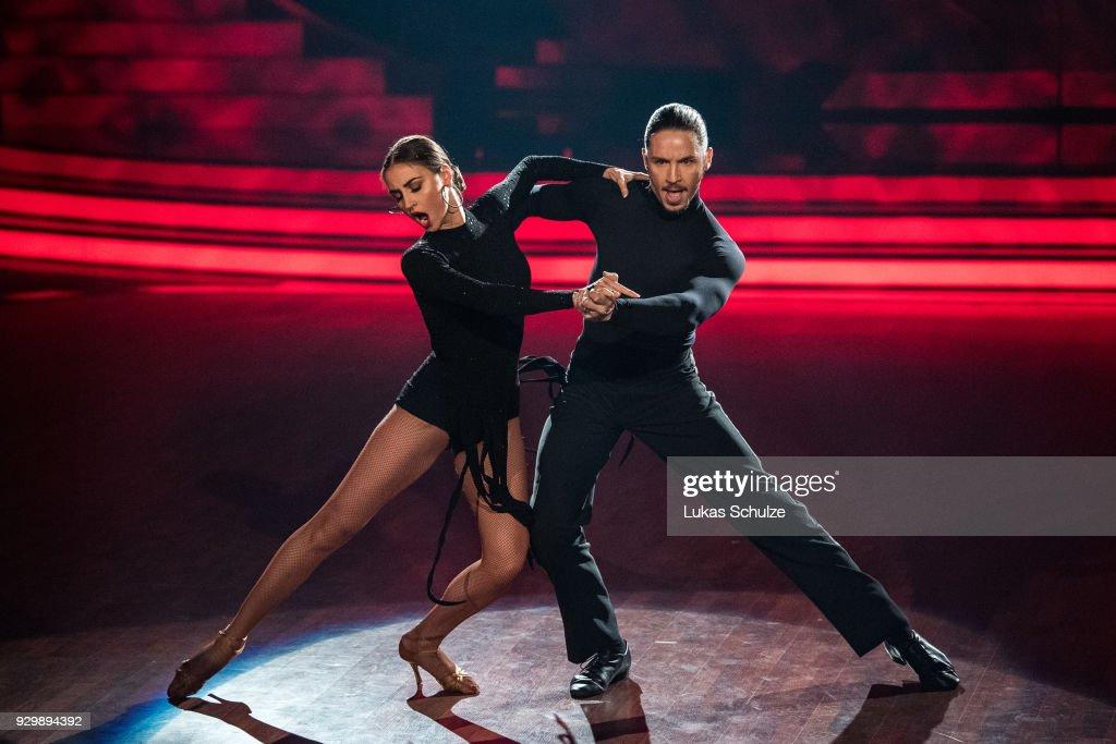 'Let's Dance - Wer tanzt mit wem? Die grosse Kennenlernshow' : Nachrichtenfoto
