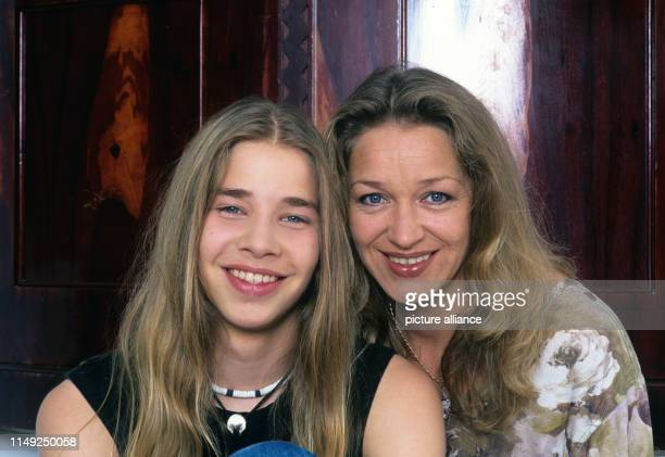 Gil Ofarim and his mother Sandra on in München Munich