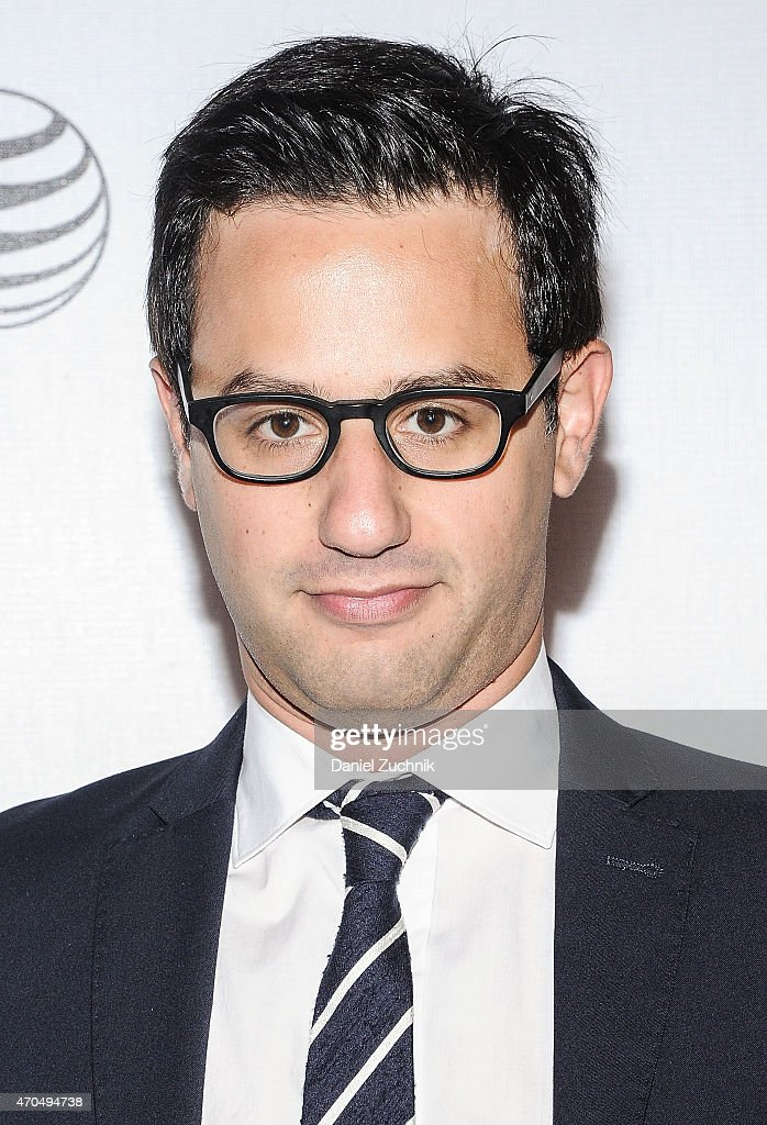 Gil Ozeri attends the 2015 Tribeca Film Festival - World Premiere Narrative: 'Slow Learners' at Regal Battery Park 11 on April 20, 2015 in New York City.