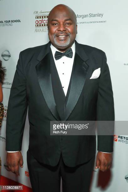 Gil Robertson attends the 10th Annual AAFCA Awards at Taglyan Complex on February 06 2019 in Los Angeles California