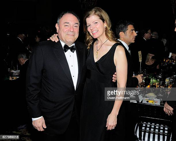 Gil Schwartz and Laura Svienty attend The 19th Annual Food Allergy Ball Benefiting Food Allergy Research Education at Waldorf Astoria on December 5...