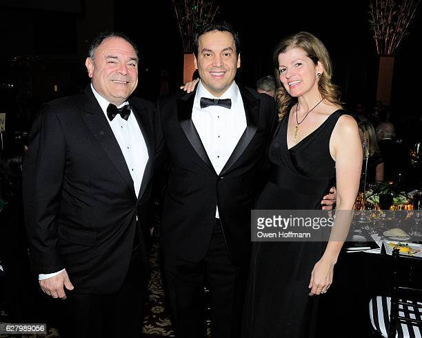Gil Schwartz Joseph Ianniello and Laura Svienty attend The 19th Annual Food Allergy Ball Benefiting Food Allergy Research Education at Waldorf...