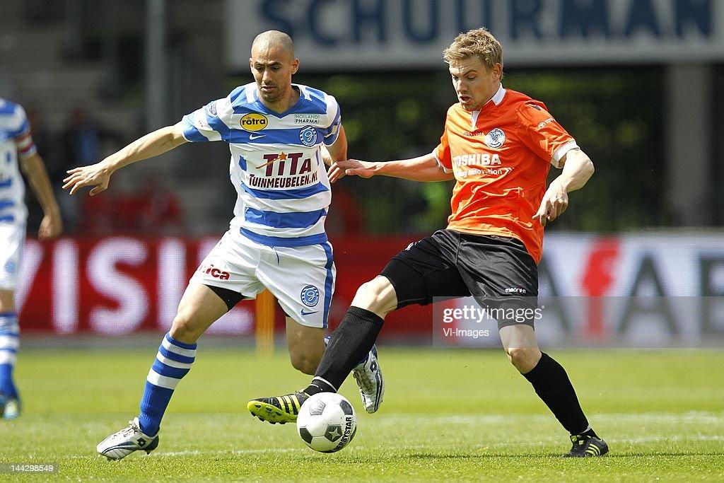 Gil Vermouth Of De Graafschap,Benjamin Vd Broek Of FC Den