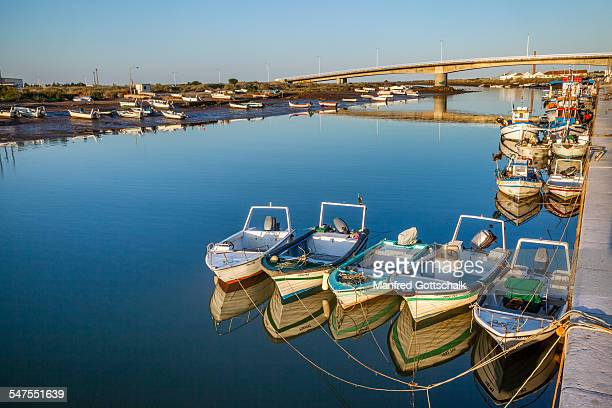 Gilao River Tavira Algarve