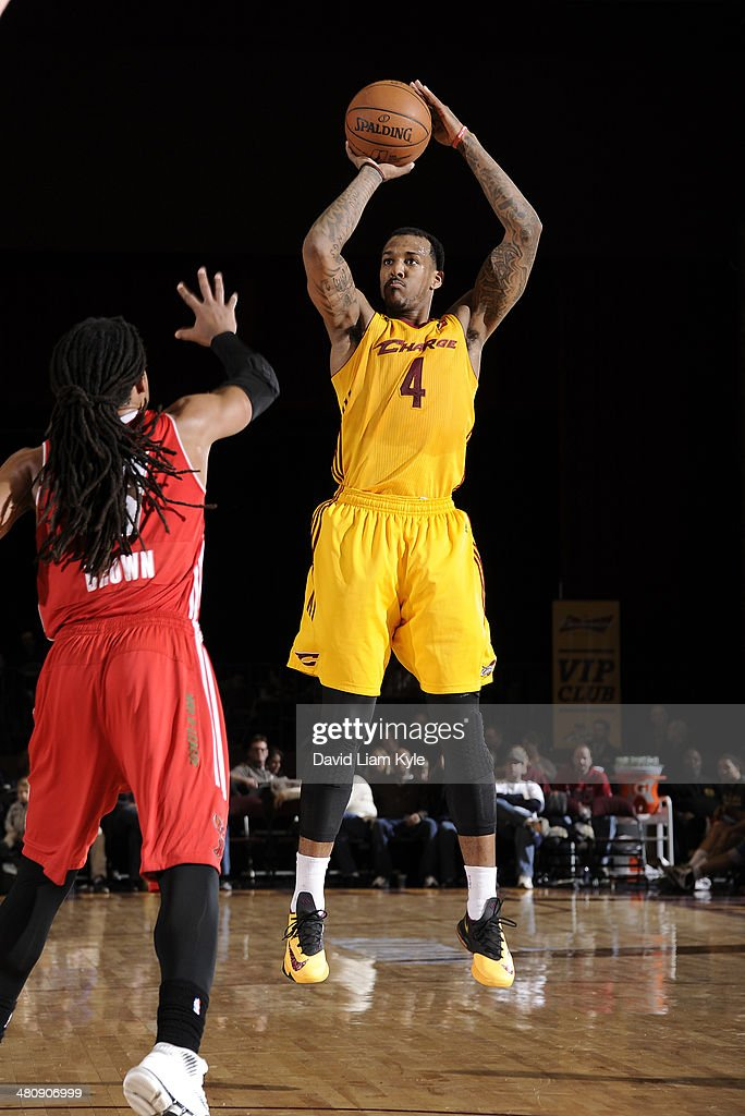 Maine Red Claws v Canton Charge