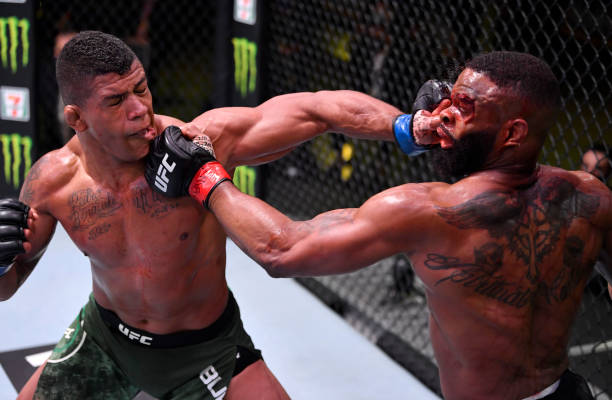 NV: UFC Fight Night Woodley v Burns