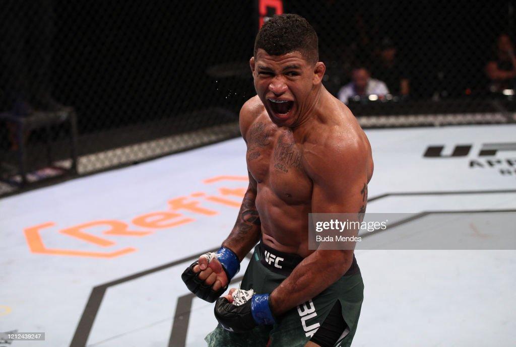 UFC Fight Night: Maia v Burns : News Photo