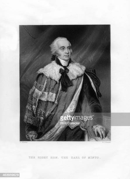 Gilbert Elliot MurrayKynynmound 1st Earl of Minto 19th century Lord Minto was GovernorGeneral of India