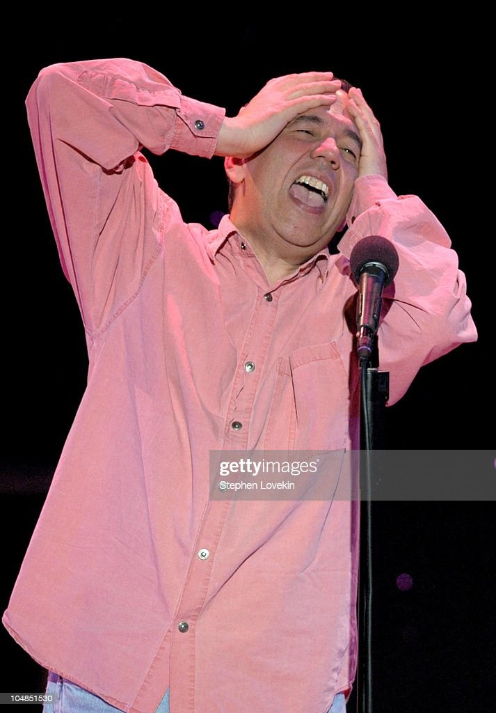 Gilbert Gottfried during Comedy Tonight - A Night of Comedy to Benefit the 92nd Street Y at The 92nd Street Y in New York City, NY, United States.