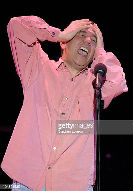 Gilbert Gottfried during Comedy Tonight A Night of Comedy to Benefit the 92nd Street Y at The 92nd Street Y in New York City NY United States