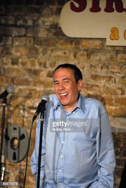 Gilbert Gottfried headlines The Stress Factory Comedy Club September 15 2007 in New Brunswick New Jersey