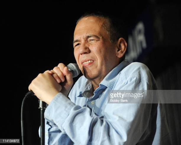 Gilbert Gottfried performs at The Stress Factory Comedy Club on May 12, 2011 in New Brunswick, New Jersey.