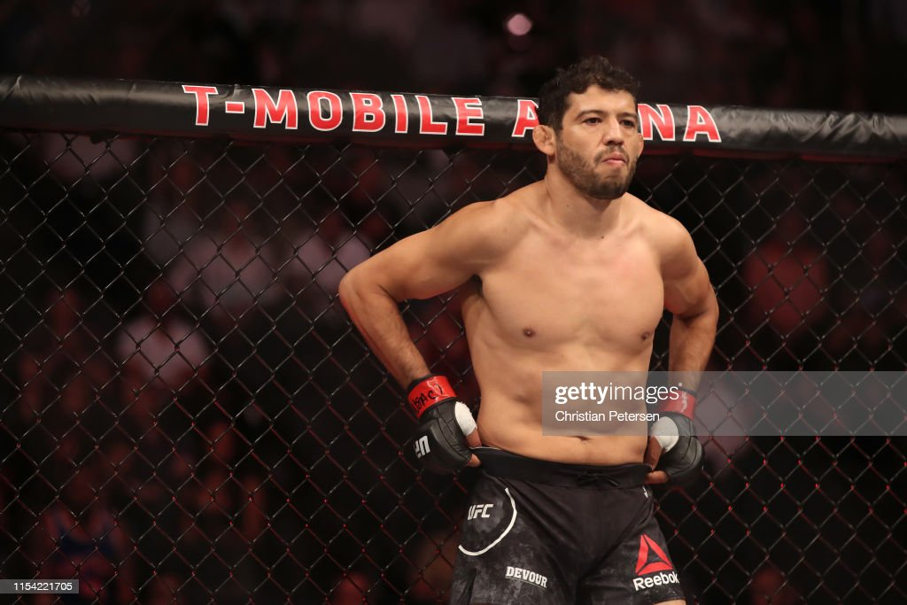 UFC 239: Melendez v Allen : News Photo