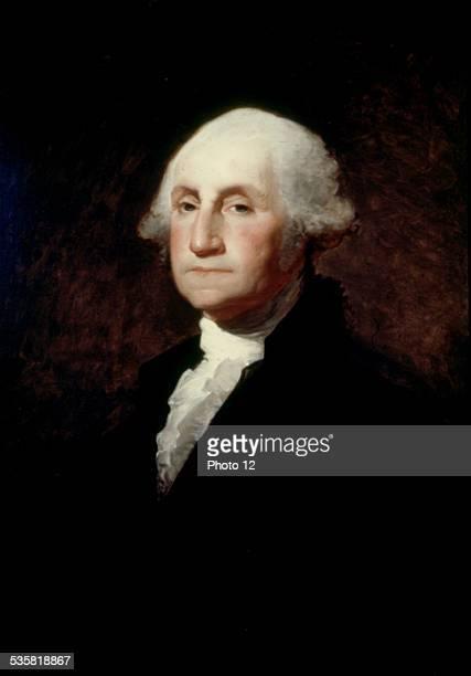 Gilbert Stuart, portrait of George Washington United States, Corcoran gallery of arts, .