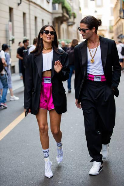 ITA: Street Style: June 15 - Milan Men's Fashion Week Spring/Summer 2020