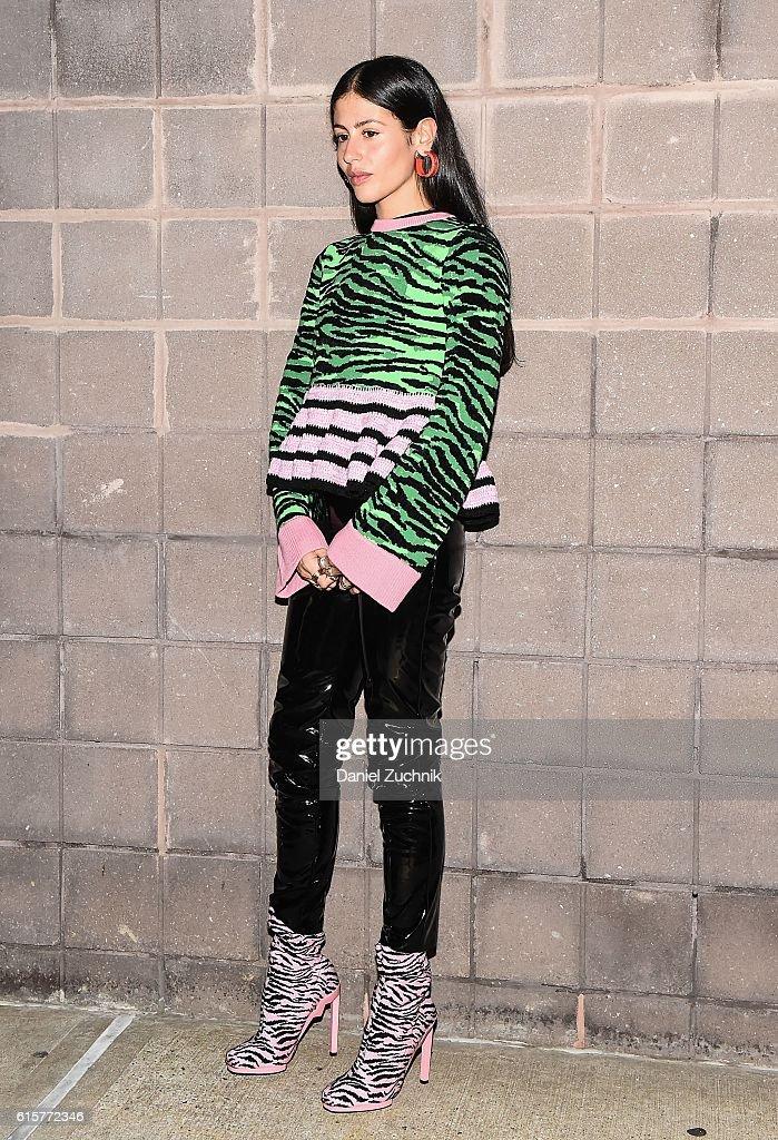 KENZO x H&M Outside Street Style : News Photo