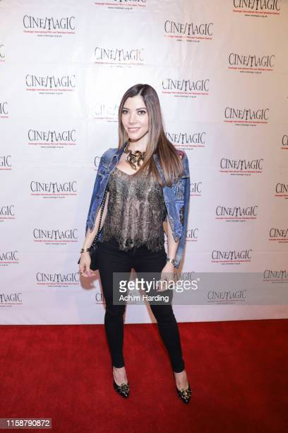 Gilda Garza attends the 30th Anniversary Of The CineMagic Charity Gala at The Fairmont Miramar Hotel & Bungalows on June 27, 2019 in Santa Monica,...