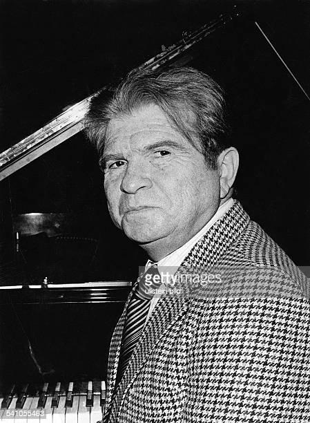 Gilels Emil *Pianist UdSSR Portrait 1980