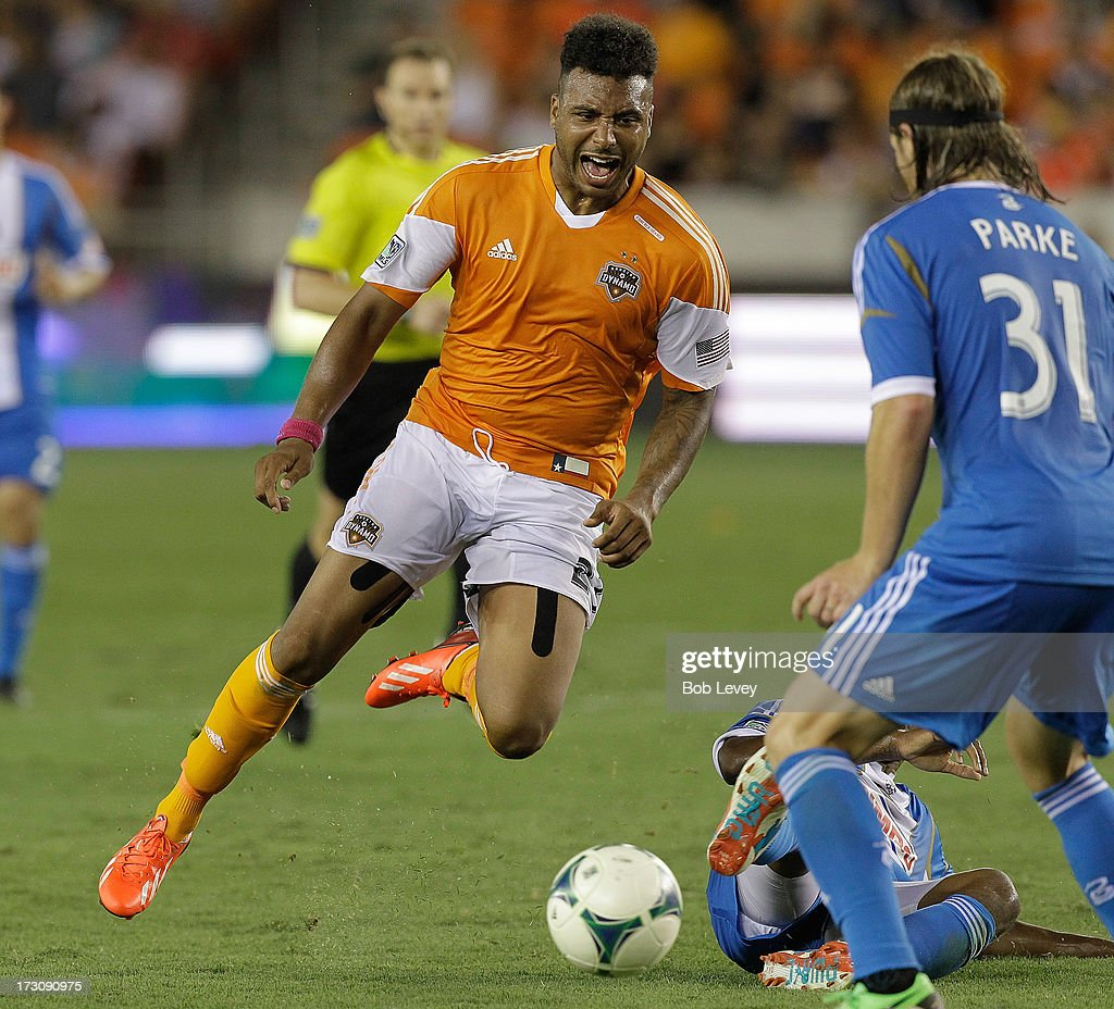 Philadelphia Union v Houston Dynamo