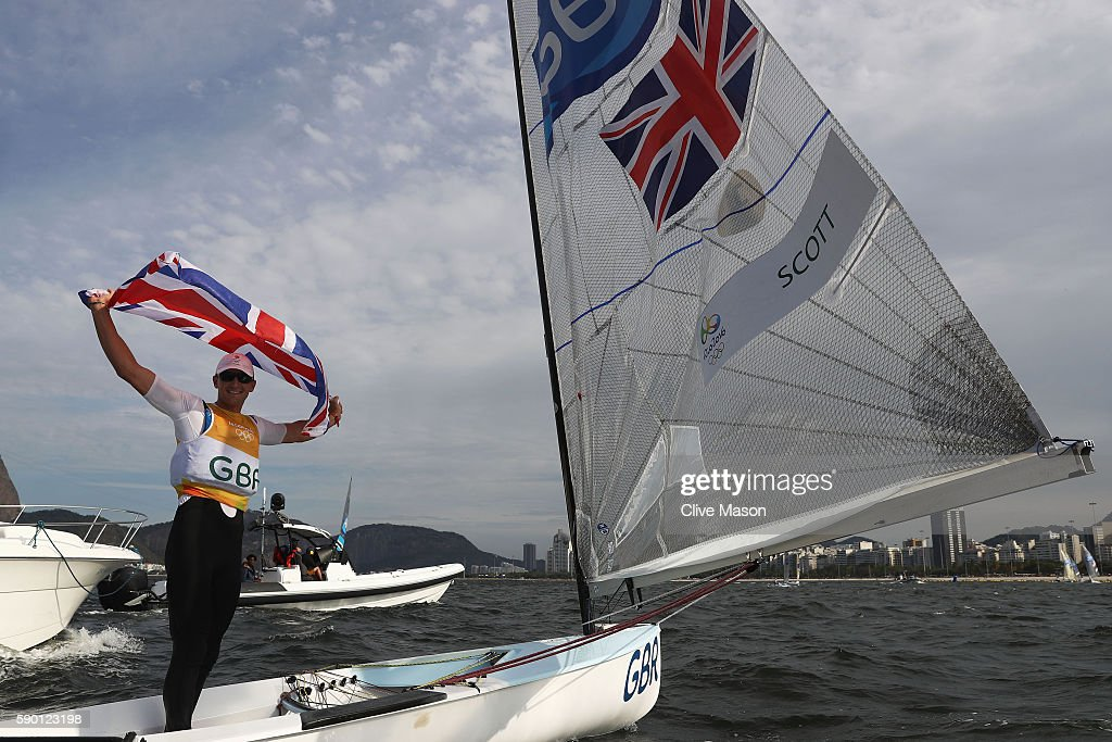 Sailing - Olympics: Day 11