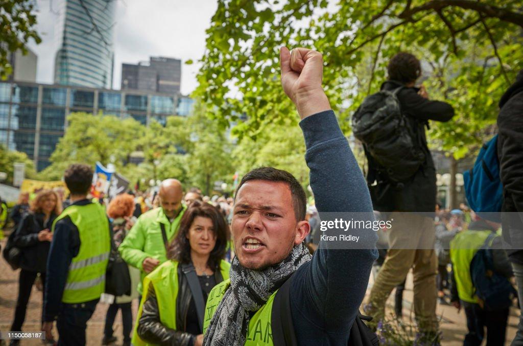 FRA: Gilets Jaunes Protests Reach Six Months Mark