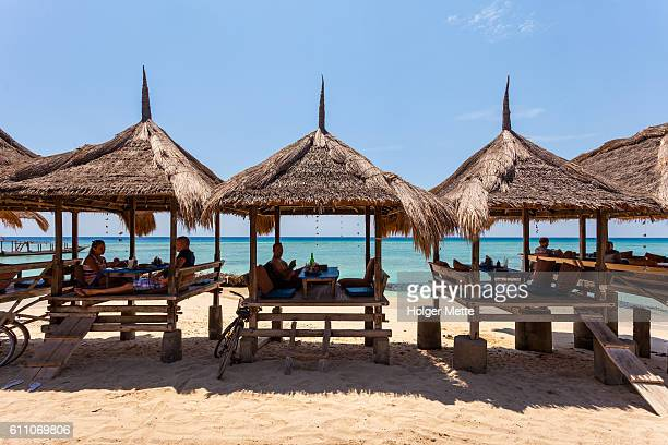 Gili Islands in Lombok, Indonesia