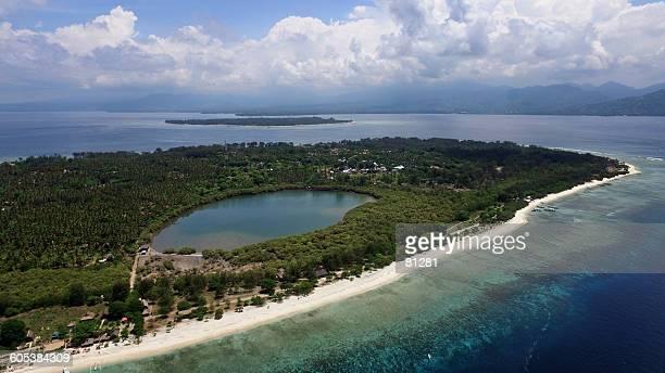 Gili meno, Lombok, Indonesia