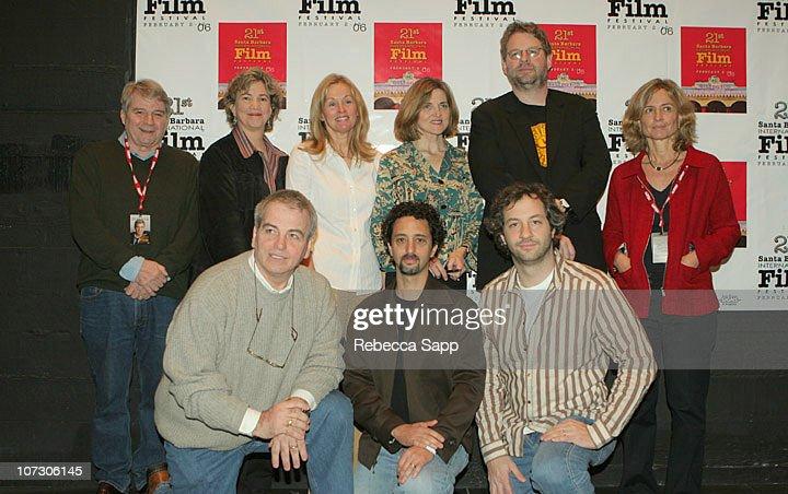 "21st Annual Santa Barbara International Film Festival - Writer's Panel ""It Starts With A Script"" : News Photo"