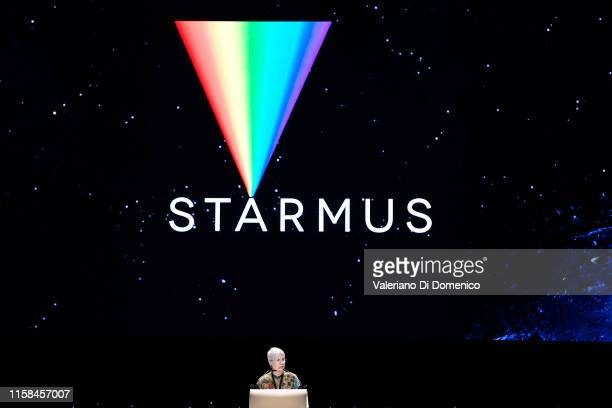 Gill Tarter attends Starmus V A Giant Leap sponsored by Kaspersky at Samsung Hall on June 26 2019 in Zurich Switzerland