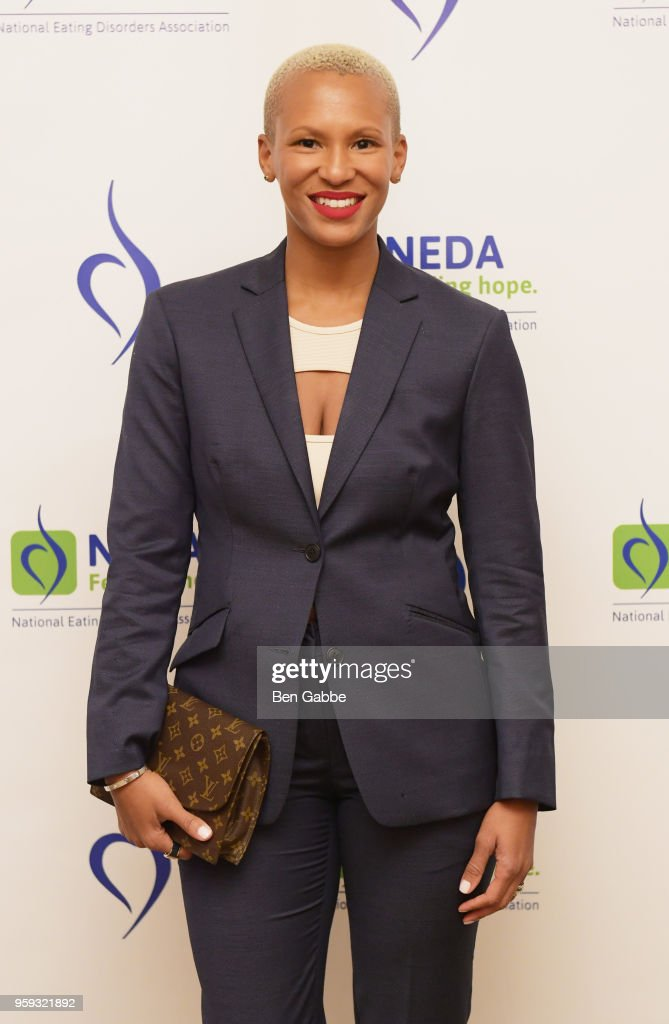 Gilleon Smith attends the National Eating Disorders Association Annual Gala 2018 at The Pierre Hotel on May 16, 2018 in New York City.