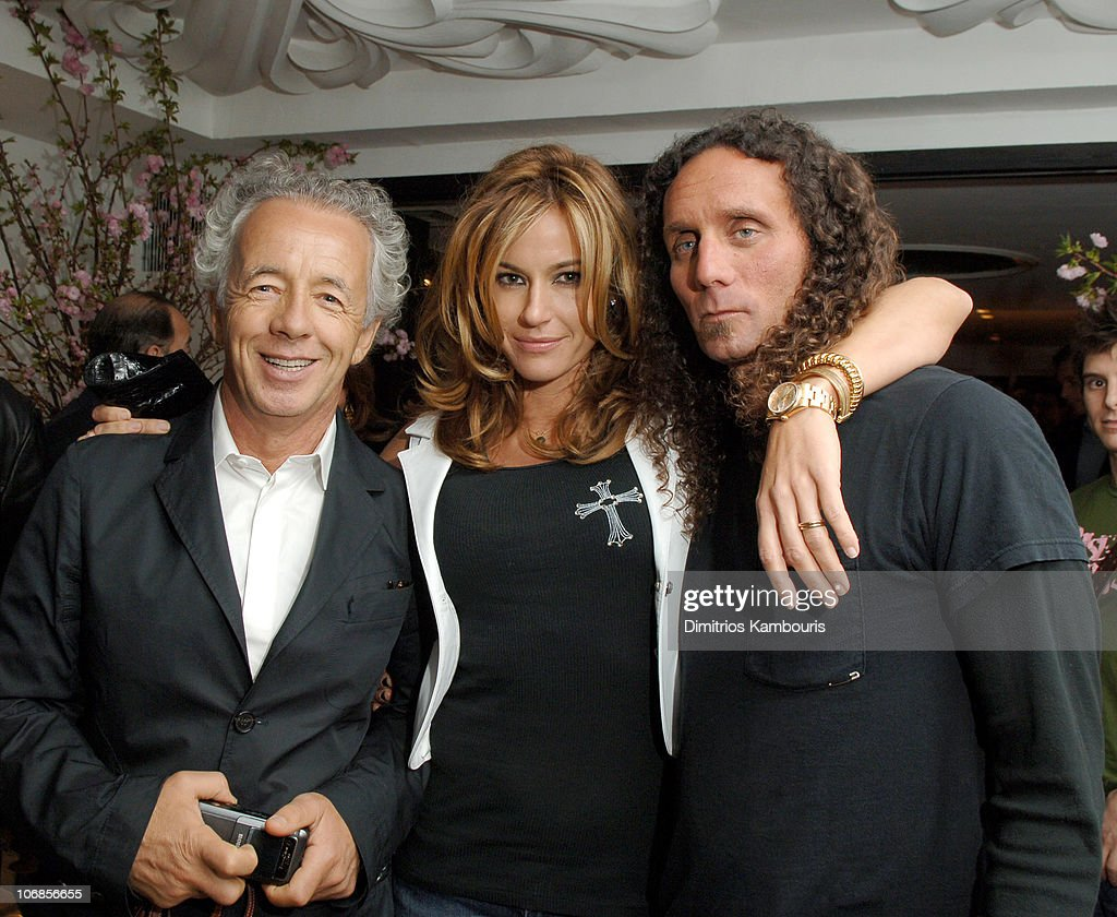 Chrome Hearts Party for Elle Accessories Magazine Hosted by Richard Stark and
