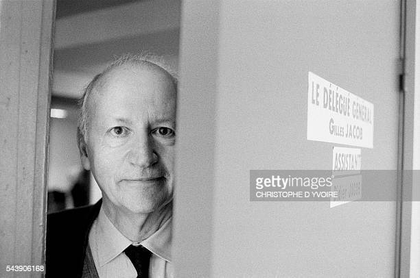 Gilles Jacob managing director of the Cannes Film Festival