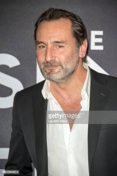 Gilles Lellouche attends 'Le Sens De La Fete' Paris Premiere at Le Grand Rex on September 26 2017 in Paris France